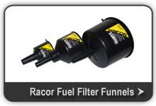 Racor Fuel Filter Funnels