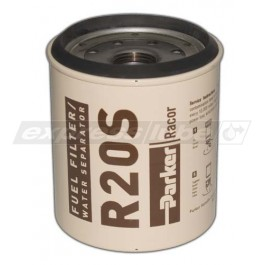 Racor R20S Spin On Filter - 2 Micron Brown