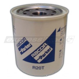 Racor R20T Spin On Filter - 10 Micron Blue