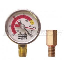 Racor RK11-1669 T-Handle Vacuum Gauge Kit