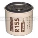 Racor R15S Spin On Filter - 2 Micron Brown