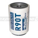 Racor R90T Spin On Filter - 10 Micron Blue