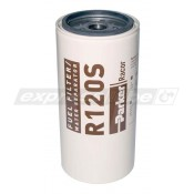 Racor R120S Spin On Filter - 2 Micron Brown