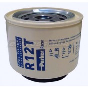 Racor R12T Spin On Filter - 10 Micron Blue