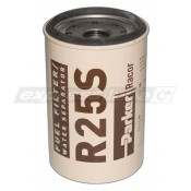 Racor R25S Spin On Filter - 2 Micron Brown