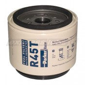 Racor R45T Spin On Filter - 10 Micron Blue