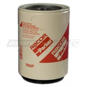 Racor R90P Spin On Filter - 30 Micron Red