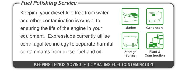 Diesel Fuel Polishing Service