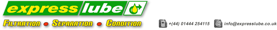 Expresslube (UK) Ltd - Diesel Fuel Polishing Experts - Filtration, Separation, Condition