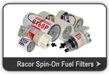 Racor Spin-On Fuel Filters