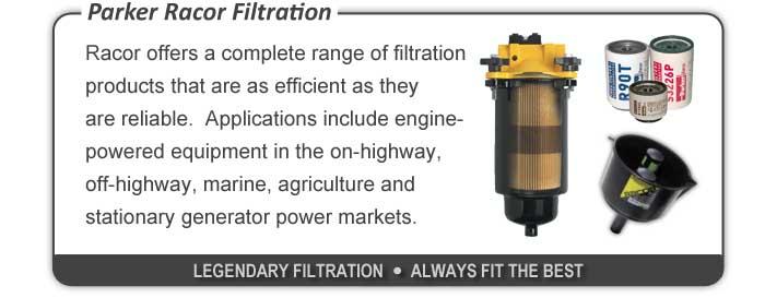 Parker Racor Filtration